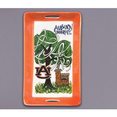 Auburn Magnolia Lane Mini Tray