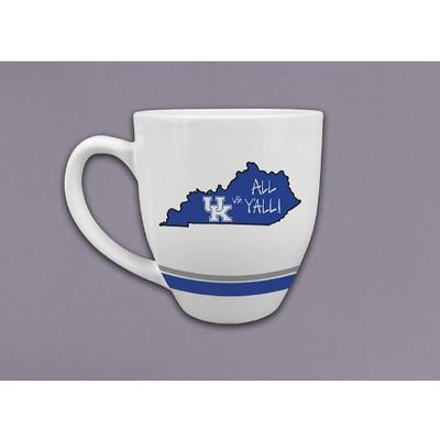 Kentucky Magnolia Lane 16 oz. State Mug