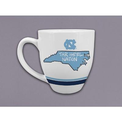 UNC Magnolia Lane 16 oz. State Mug