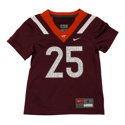 Virginia Tech Nike Kid Replica Jersey