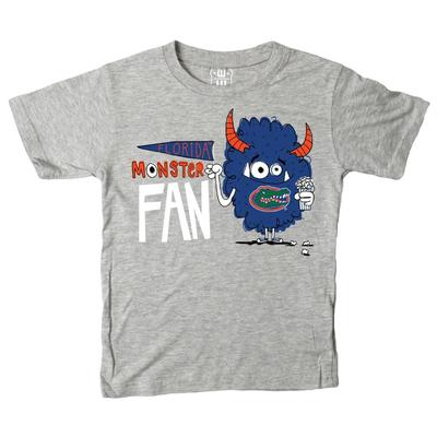 Florida Toddlers Monster Fan Short Sleeve Tee