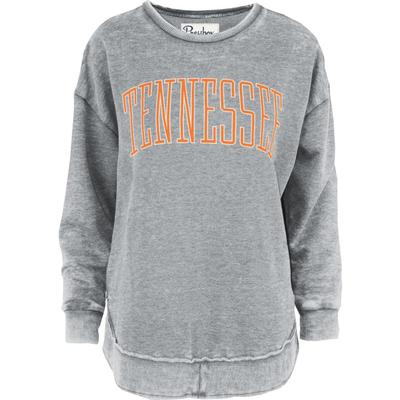 Tennessee Pressbox Bell Lap Vintage Wash Sweater