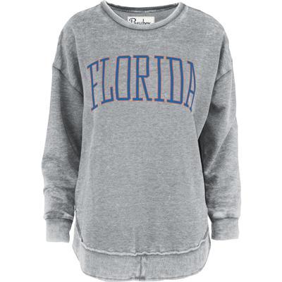 Florida Pressbox Bell Lap Vintage Wash Sweater