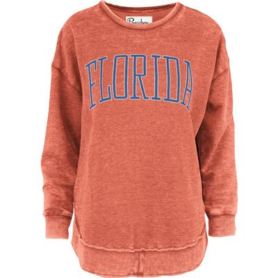 Florida Pressbox Bell Lap Vintage Wash Sweater