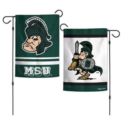 Michigan State Vault Double Sided 12.5