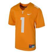 Tennessee Nike Kids # 1 Replica Football Jersey
