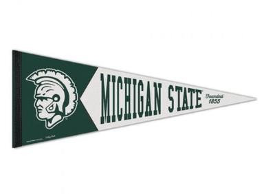 Michigan State Felt 12