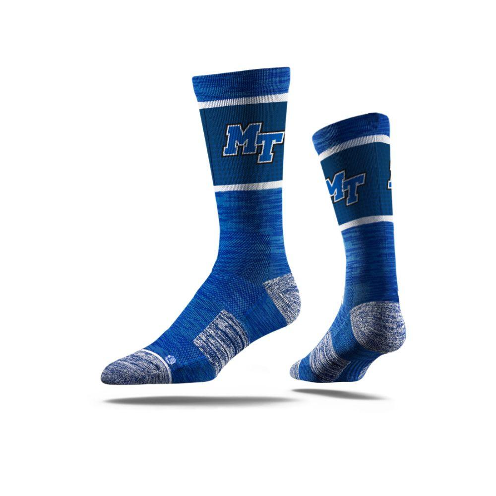 Mtsu Strideline Classic Crew Socks