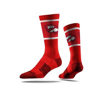 Western Kentucky Strideline Classic Crew Socks