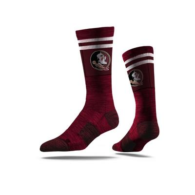 Florida State Strideline Classic Crew Socks