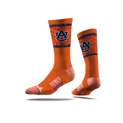 Auburn Strideline Classic Crew Socks