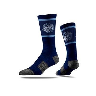 UNC Strideline Classic Crew Socks