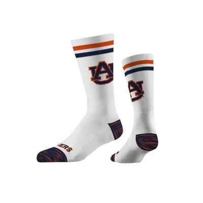 Auburn Strideline AU Crew Socks
