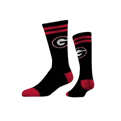 Georgia Strideline Super G Crew Socks