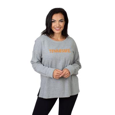 Tennessee University Girls Women's Ribbed Pullover