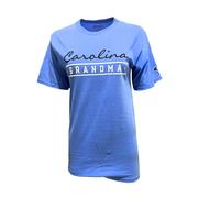 Unc Champion Grandma Short Sleeve Tee