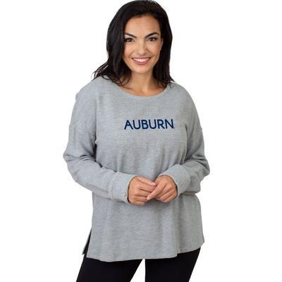 Auburn University Girls Women's Ribbed Pullover