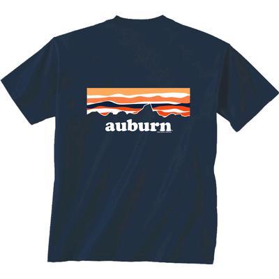 Auburn Mountain Horizon Comfort Colors Tee