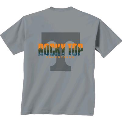 Tennessee Rocky Top Comfort Colors Short Sleeve Tee Shirt