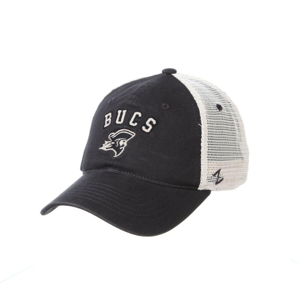 Etsu Zephyr Bucs Adjustable Mesh Hat