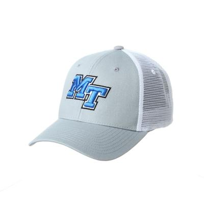 MTSU Zephyr Big Rig Adjustable Mesh Hat