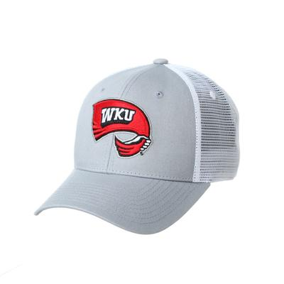 Western Kentucky Zephyr Big Rig Adjustable Mesh Hat