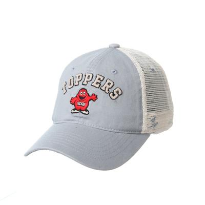 Western Kentucky Zephyr Toppers Adjustable Mesh Hat