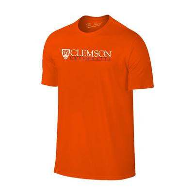 Clemson Men's Institutional Tee ORANGE