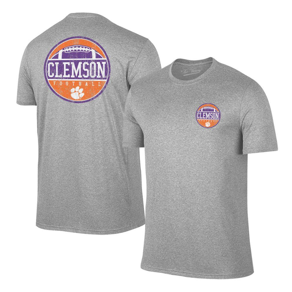 Clemson Men's Football Circle Tee