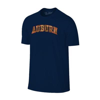 Auburn Men's Camo Arch Tee
