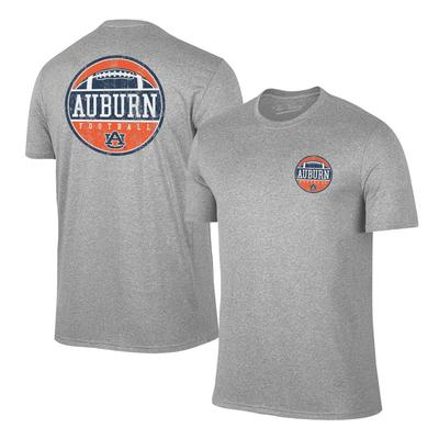 Auburn Men's Football Circle Tee