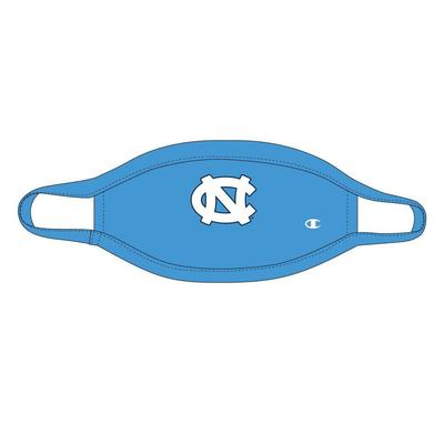 UNC YOUTH Champion Face Mask