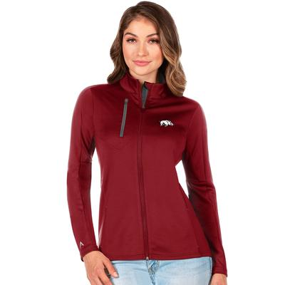 Arkansas Antigua Women's Generation Jacket