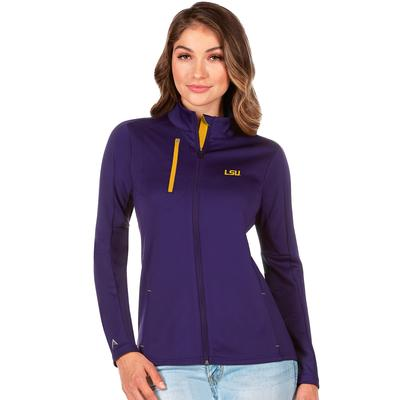LSU Antigua Women's Generation Jacket