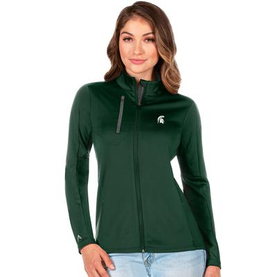 Michigan State Antigua Women's Generation Jacket