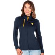 West Virginia Antigua Women's Generation Jacket