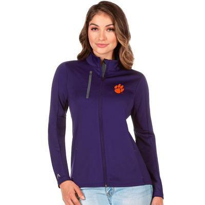 Clemson Antigua Women's Generation Jacket