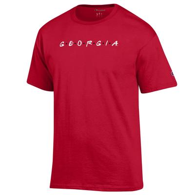 G.E.O.R.G.I.A. Champion Short Sleeve T-Shirt