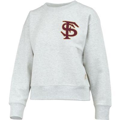 Florida State Pressbox Women's Madi Homecoming Fleece Sweatshirt