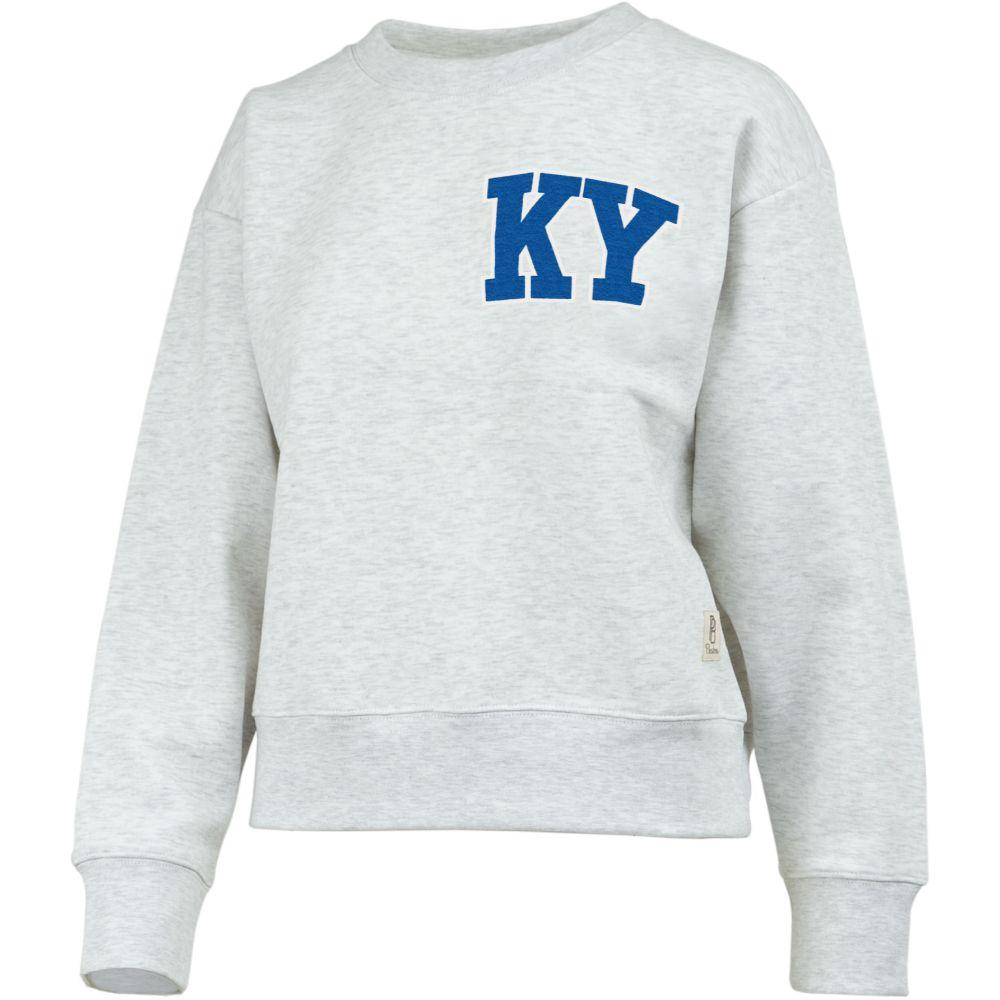 Kentucky Pressbox Women's Madi Homecoming Fleece Sweatshirt