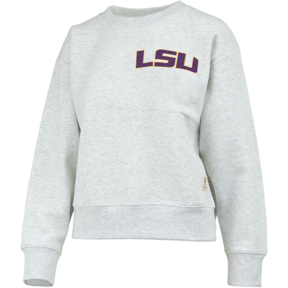 Lsu Pressbox Women's Madi Homecoming Fleece Sweatshirt