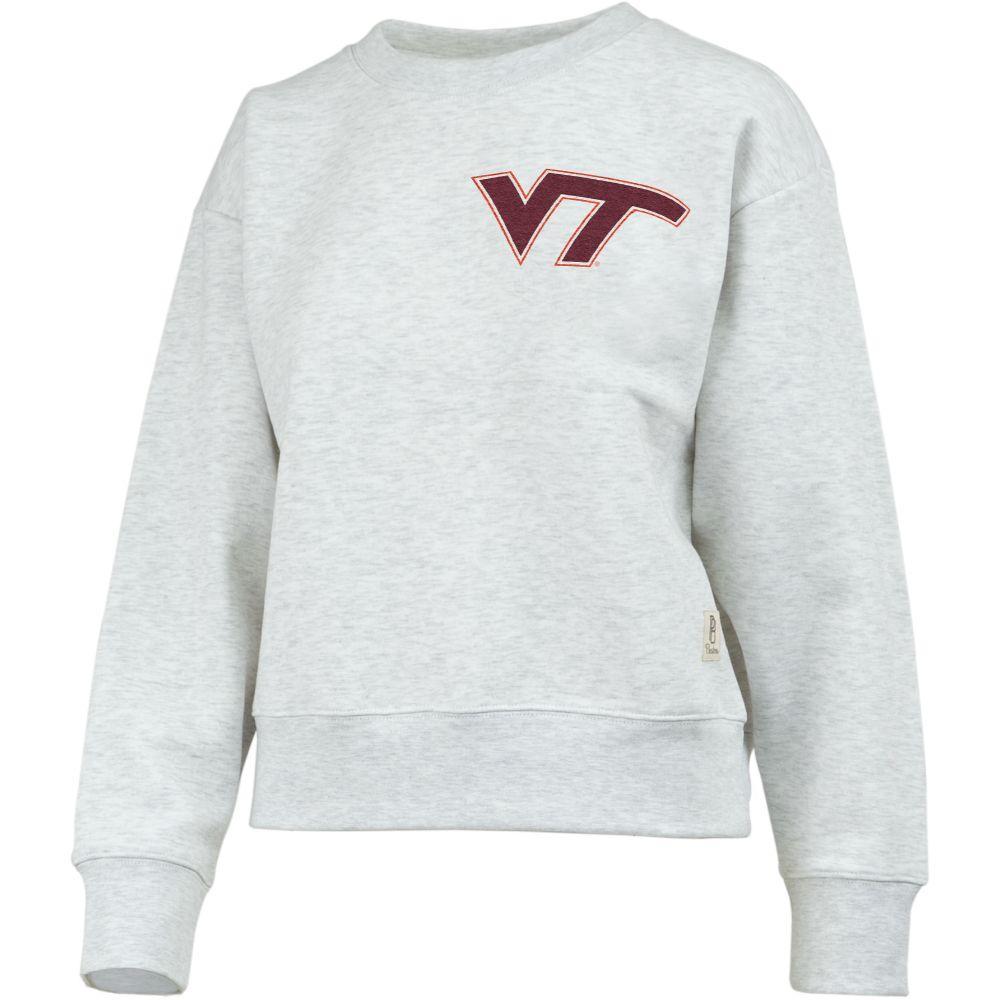 Virginia Tech Pressbox Women's Madi Homecoming Fleece Sweatshirt