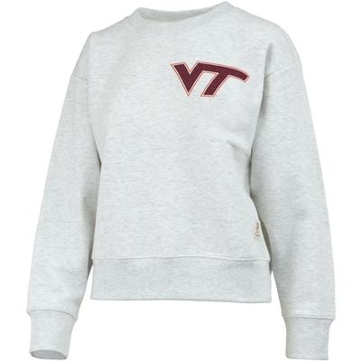 Virginia Tech Pressbox Women's Madi Homecoming Fleece Sweatshirt