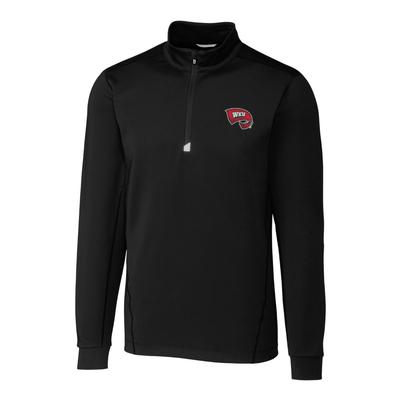 Western Kentucky Cutter & Buck Men's Traverse 1/2 Zip Pullover