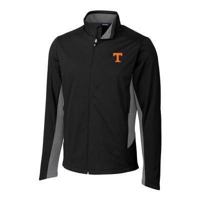 Tennessee Cutter & Buck Men's Navigate Softshell Jacket