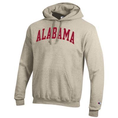 Alabama Champion Men's Arch Screen Hoody