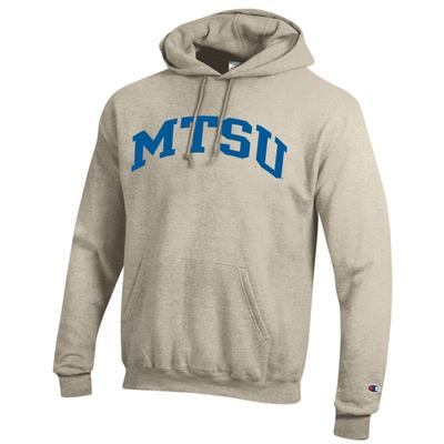 MTSU Champion Men's Arch Screen Hoody