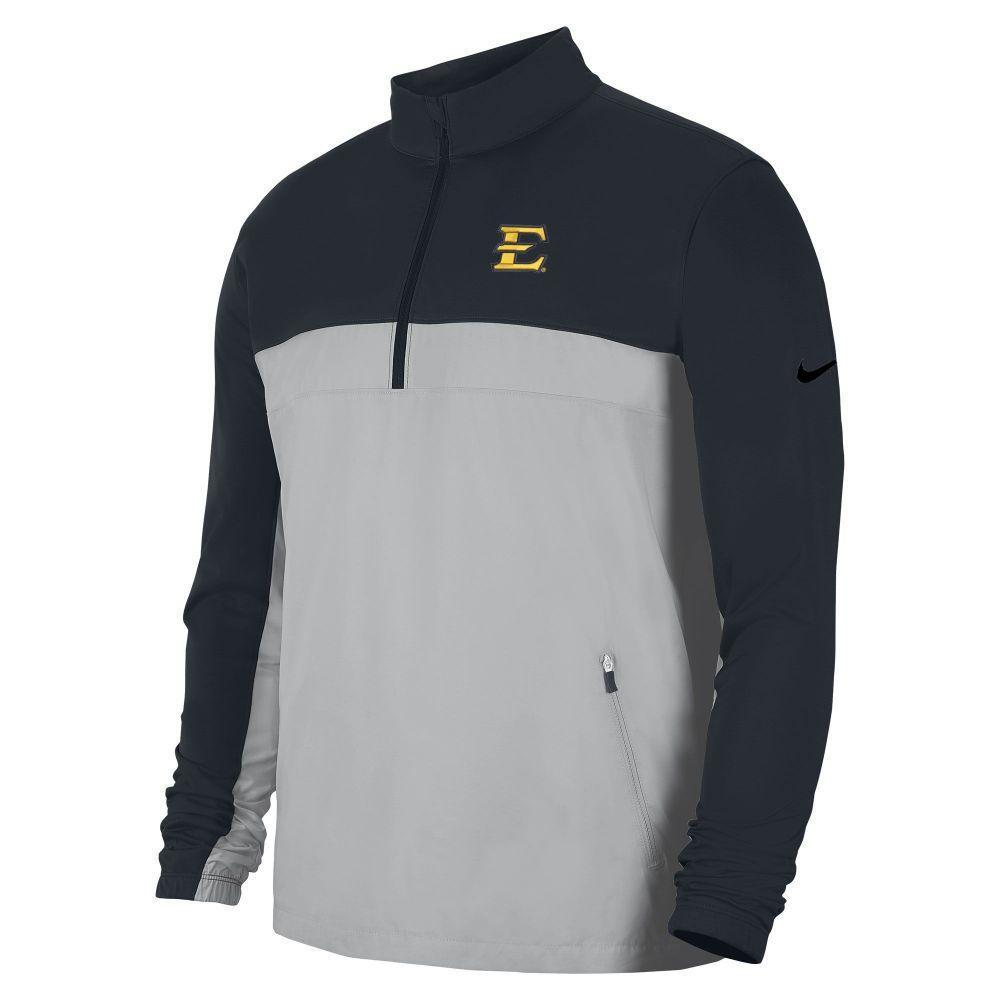 Etsu Nike Men's Victory Half Zip Shield Jacket