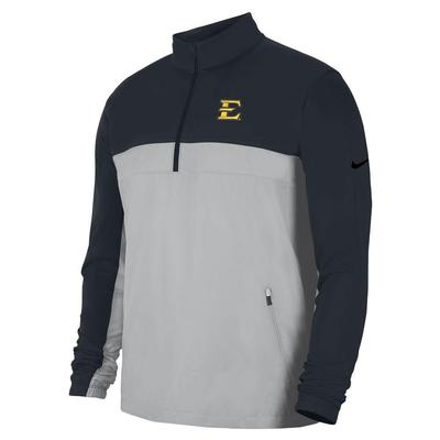 ETSU Nike Men's Victory Half Zip Shield Jacket