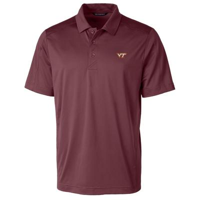Virginia Tech Cutter & Buck Men's Prospect Polo